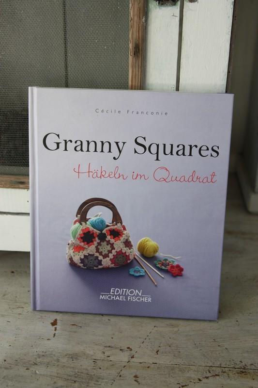 Buch03 Granny Squares Häkeln Im Quadrat Von Cécile Franconie
